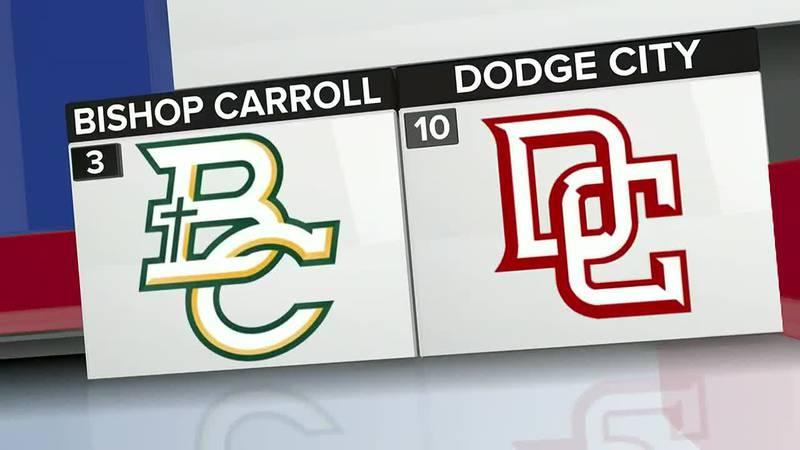 Bishop Carroll vs. Dodge City