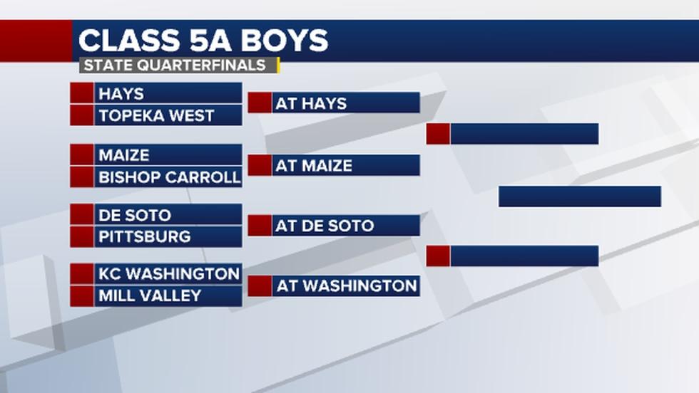 5A Quarterfinals