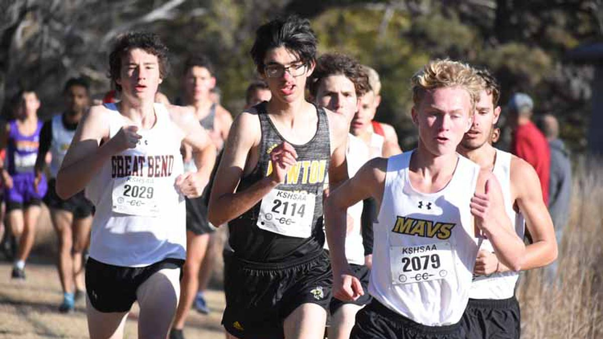 Cross Country file photo