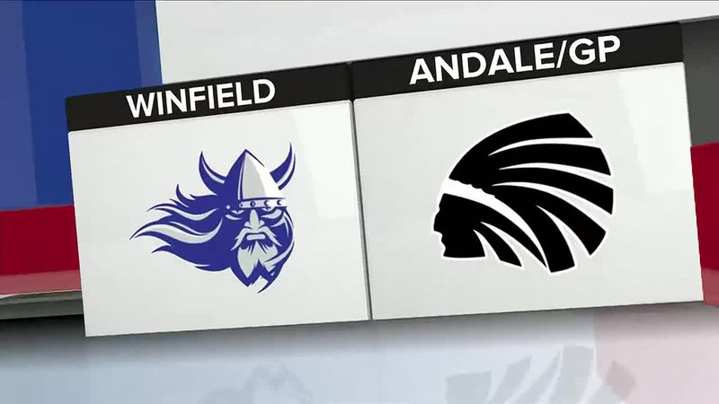 Winfield vs. Andale/Garden Plain