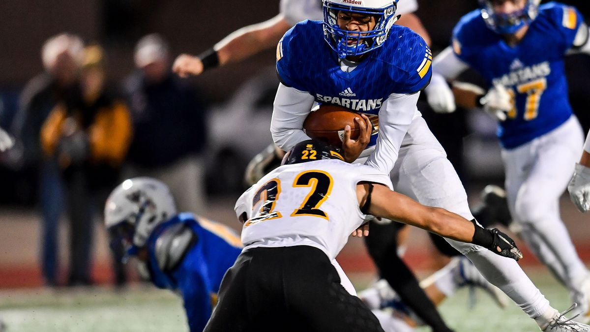 Andale's Eli Rowland projects as one of the state's top two-way players in 2020
