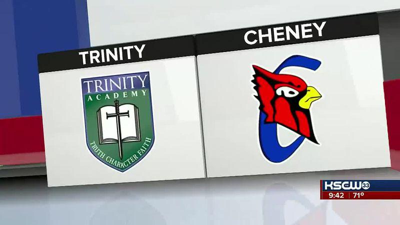 Trinity Academy vs. Cheney