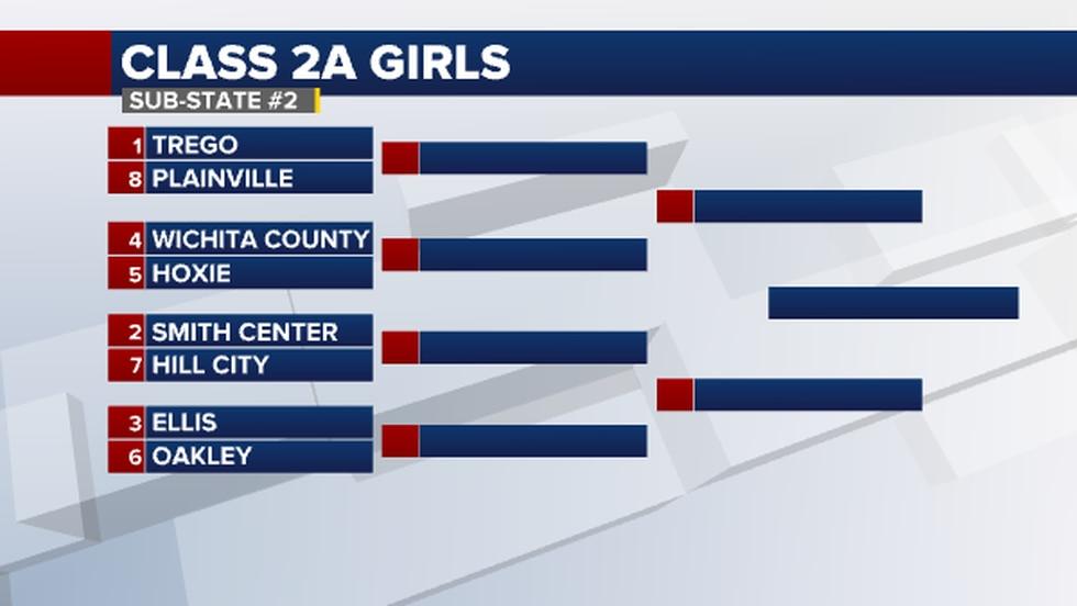 Girls Basketball Sub-States