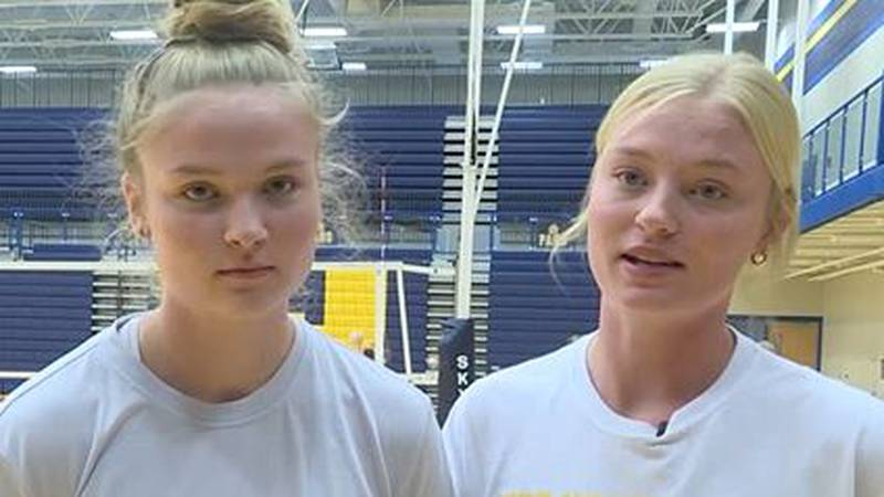 Two sets of sisters help Wichita Northwest volleyball to get off to strong start to 2021 season.