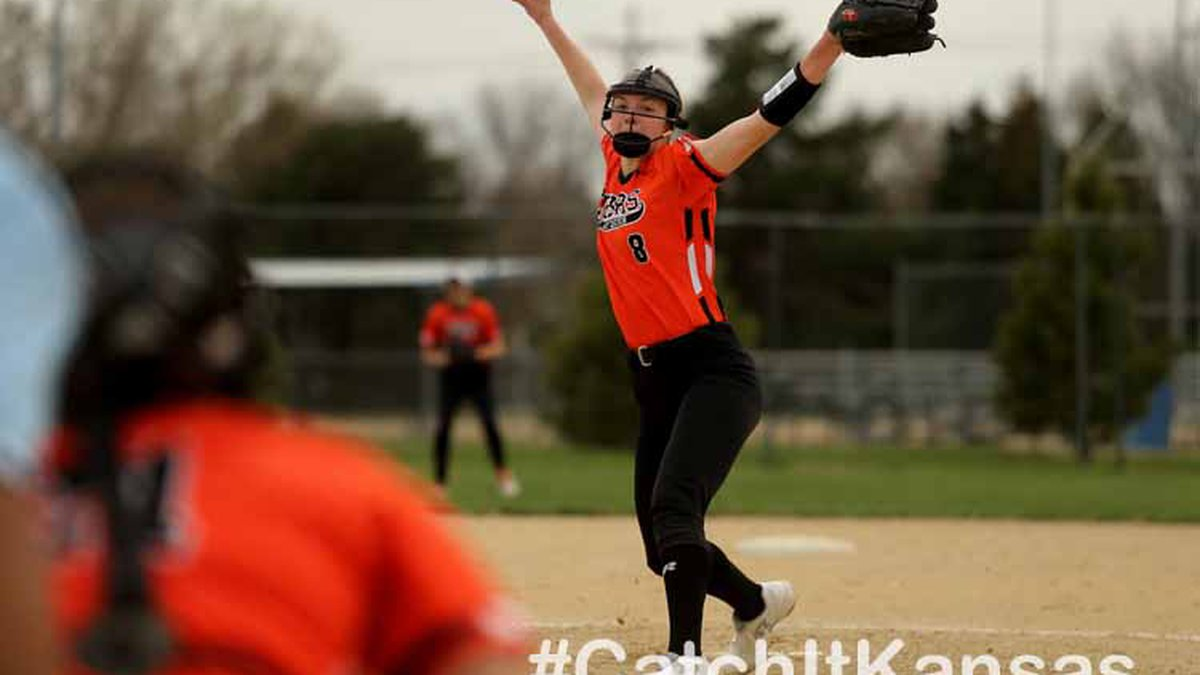 Clay Center defeated Beloit 5-0 in the first game of a doubleheader in Beloit on Tuesday,...