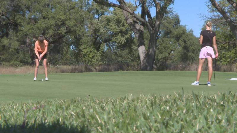 Kapaun's Tilma sisters dominating the golf course this season