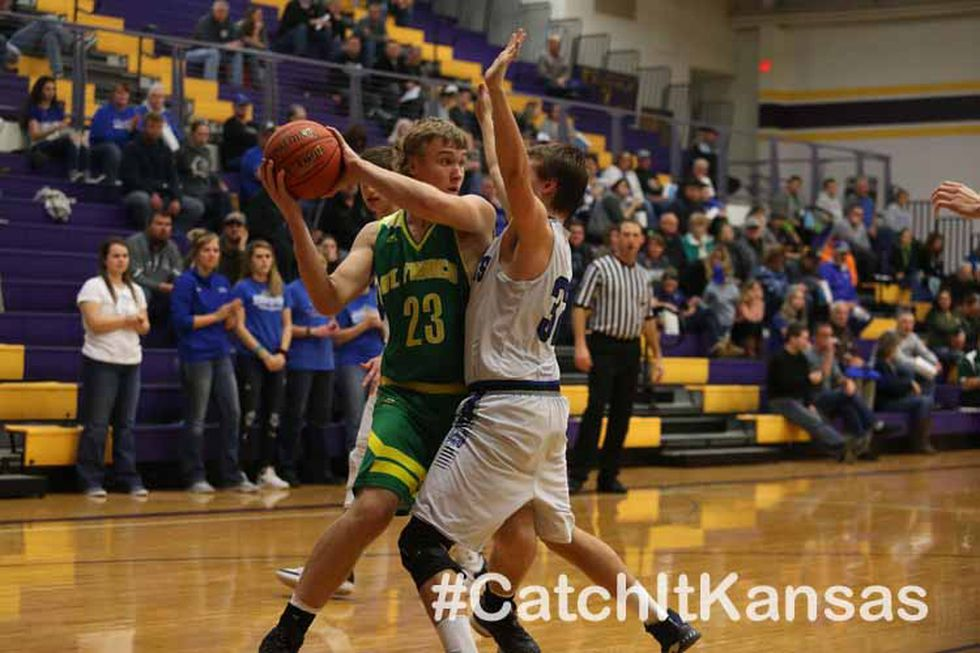 At the 1A WaKeeney Substate, the Wallace County boys defeated St. Francis 63-40 in a semifinal...