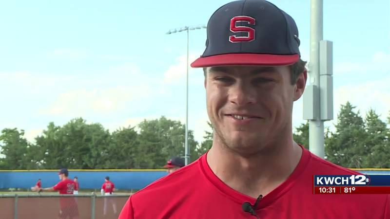 Incoming WSU freshman becomes pitcher