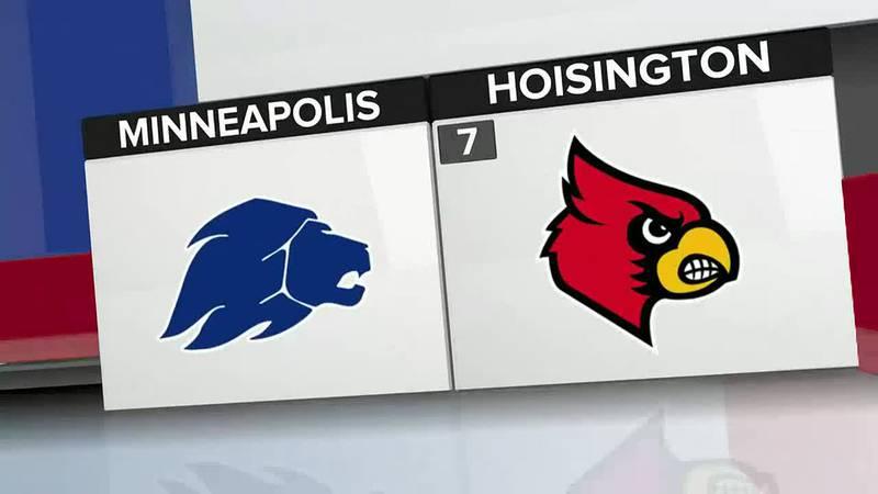 Minneapolis vs. Hoisington