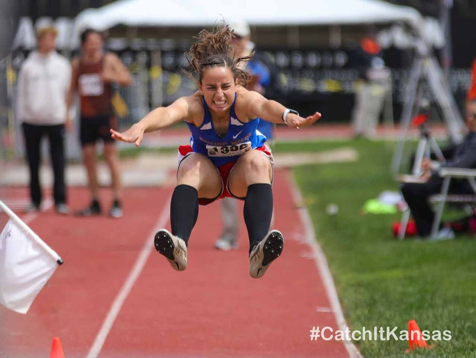 3A and 4A State Track held at Cessna Stadium on Friday, May 28, 2021.