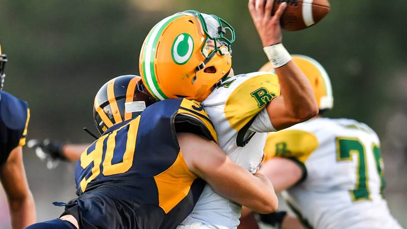 Northwest's Zac Daher is expected to be one of the state's top linemen in 2020