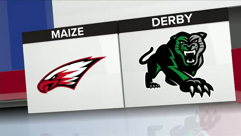 Maize softball downs Derby, 7-3