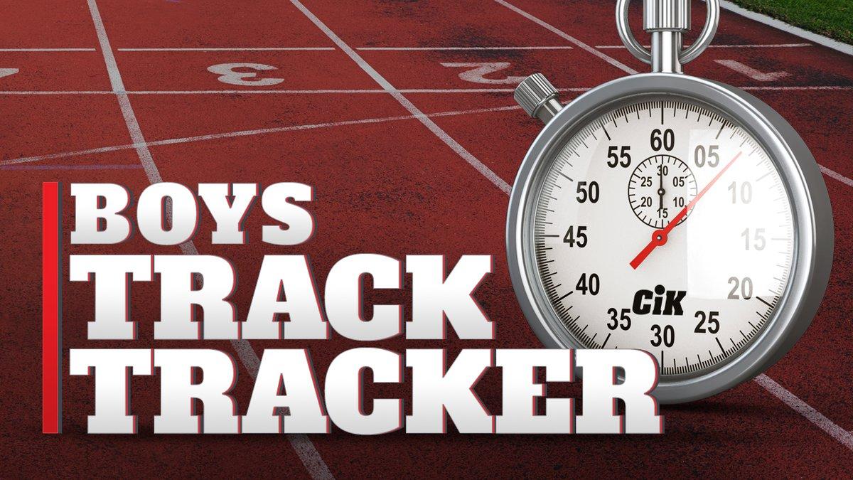 Boys Track Tracker
