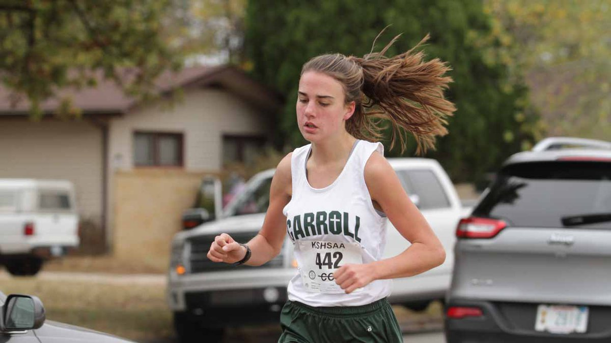 Bishop Carroll won boys and girls team titles at the 5A regional cross country meet held...