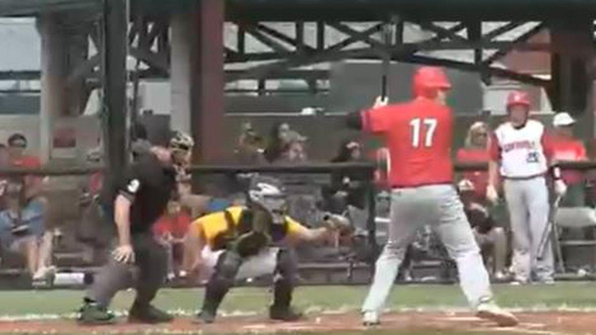Sedgwick baseball vs. Belle Plaine