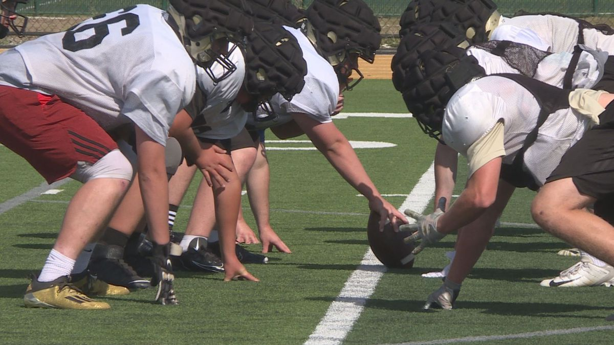 Andover Central lost a lot of skilled players but are looking to develop new talent to fill those spots.