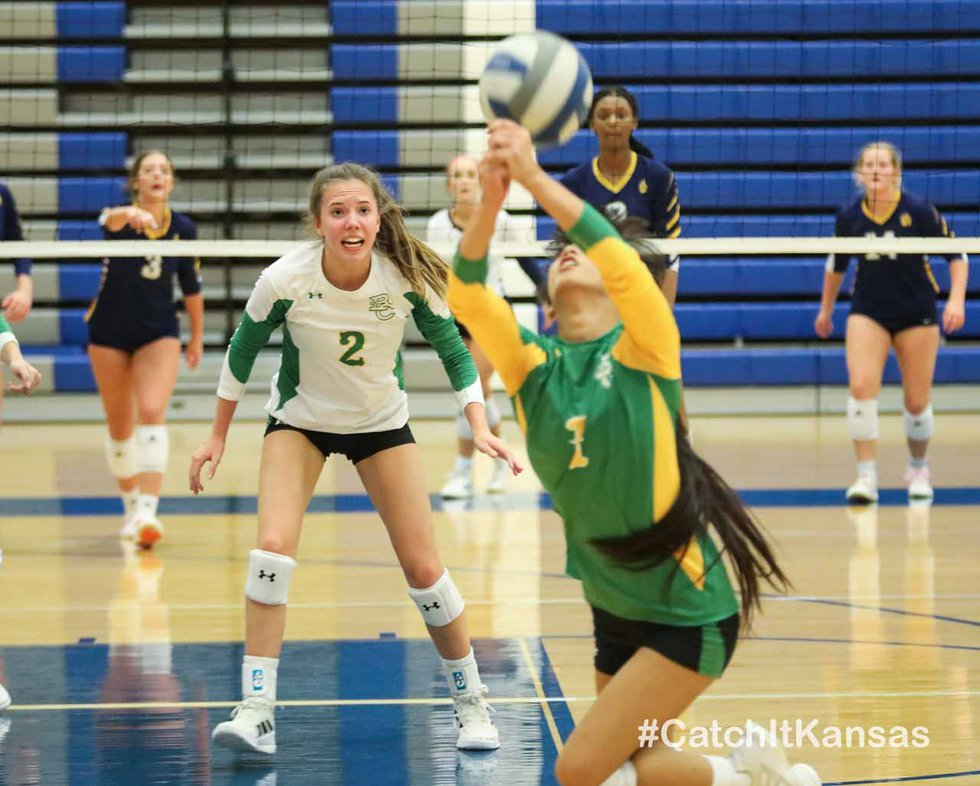Match between Northwest and Bishop Carroll at Kapaun on Tuesday, Oct. 12, 2021.