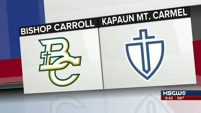 Kapaun boys soccer beats Carroll