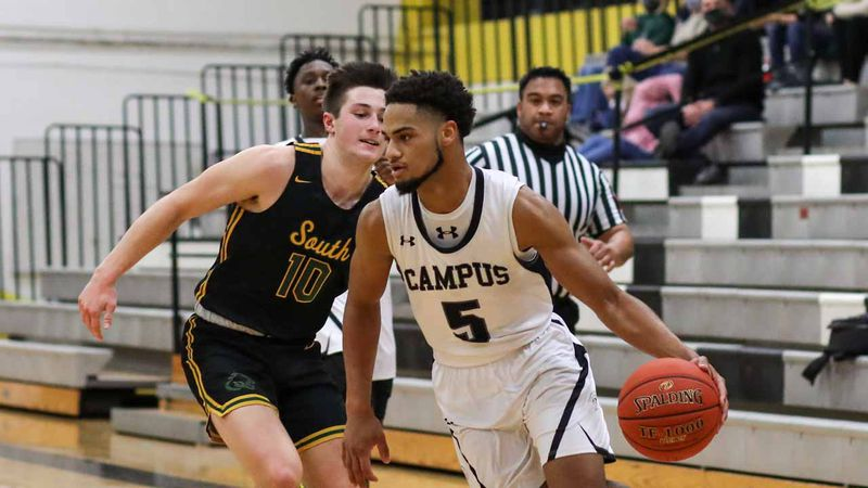 Campus topped Salina South 65-50 Thursday, February 25, 2021