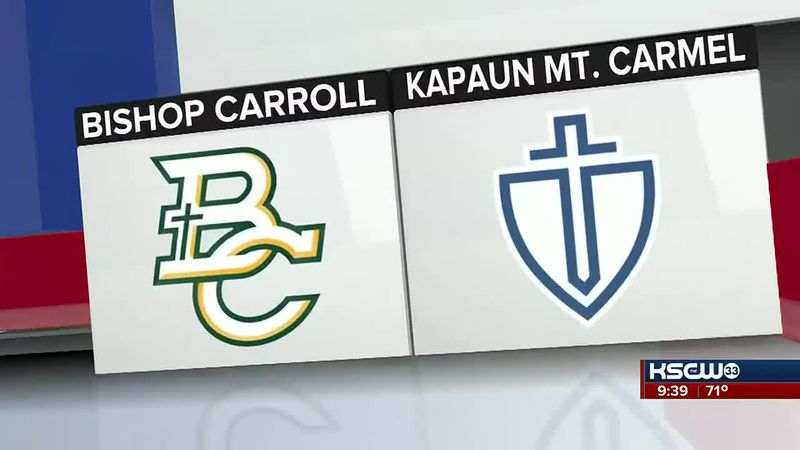 Bishop Carroll vs. Kapaun