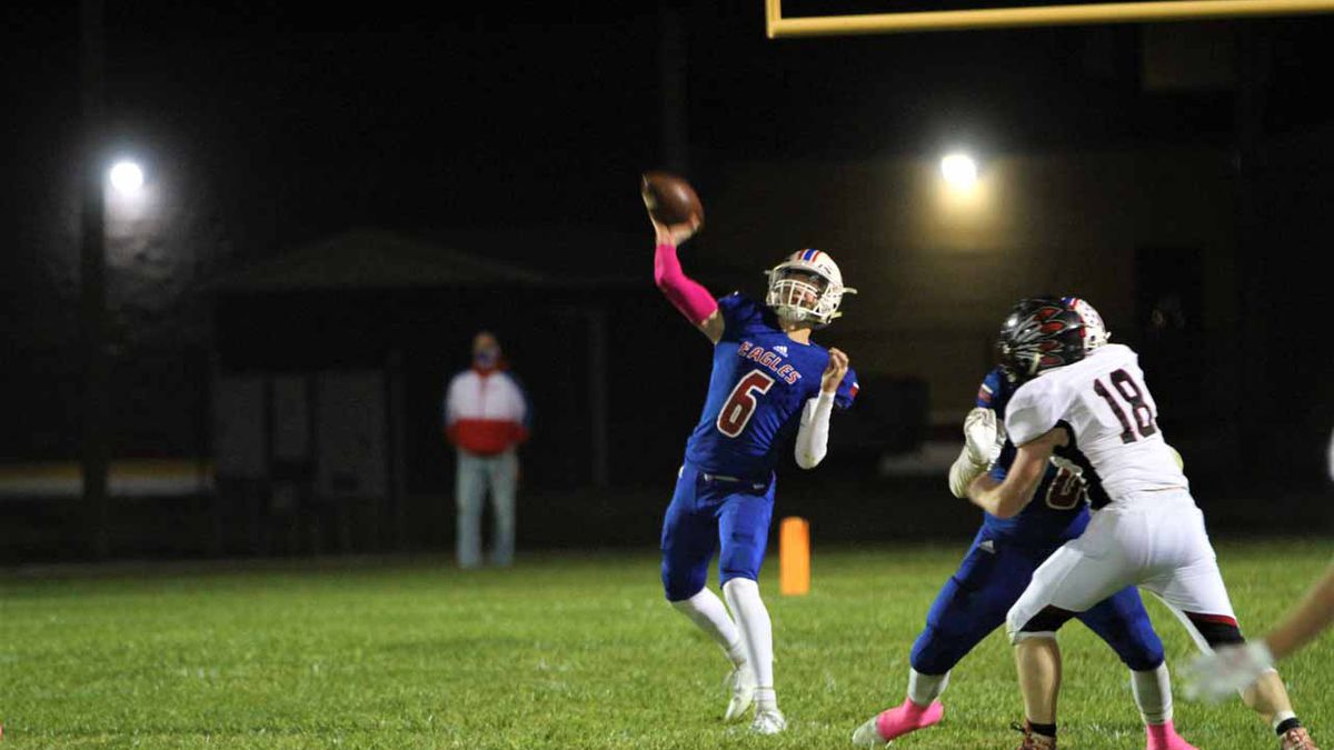 Canton-Galva remains the top ranked team in 8-Man Division I this week